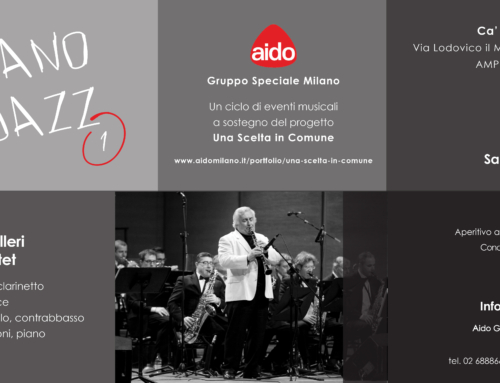 Aido Milano in Jazz!