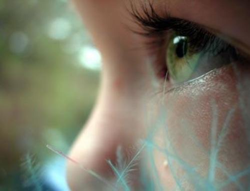 Aspetto il giorno in cui incontrerò i tuoi occhi