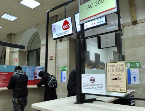 Informazioni sulla donazione di organi, al Comune di Milano!