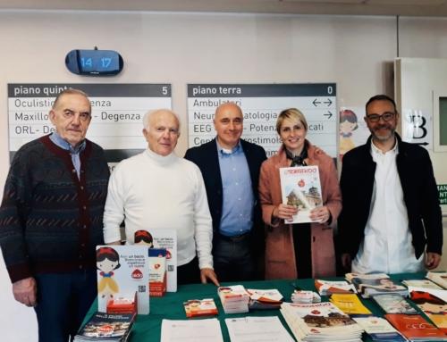 AIDO Milano al Policlinico nella Giornata Nazionale della Donazione 2019