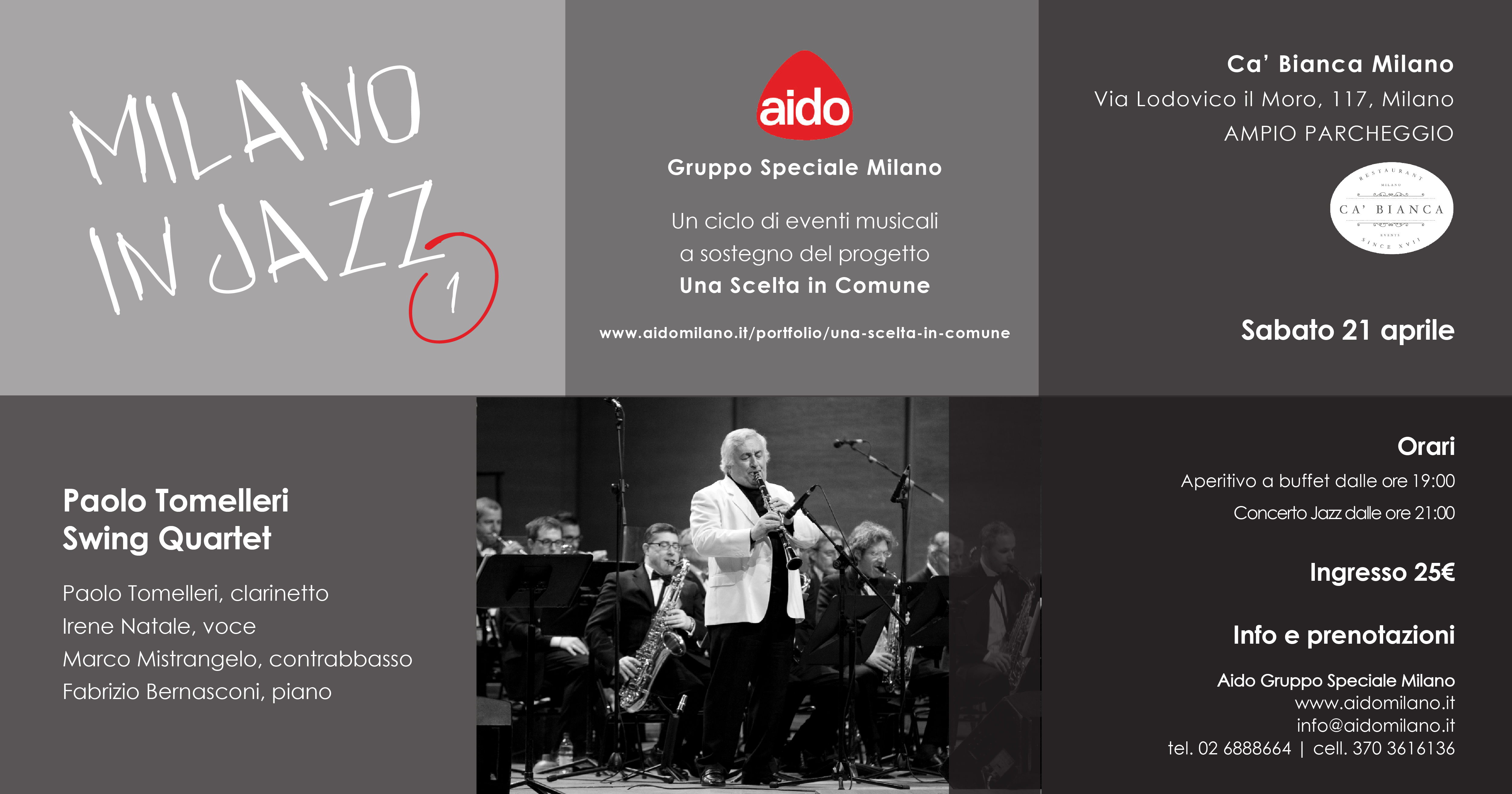 Aido Milano in Jazz (1)